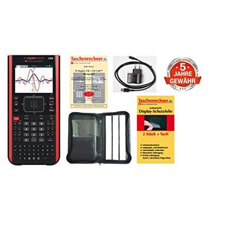 Texas Instruments TI-Nspire CX II-T CAS - Pacchetto Premium