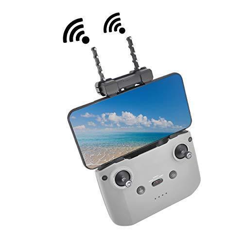 TOMAT Yagi-UDA Remote Controller Antenna Signal Booster Range Extender for DJI Mini 2/Mavic Air 2 Drone(5.8ghz)