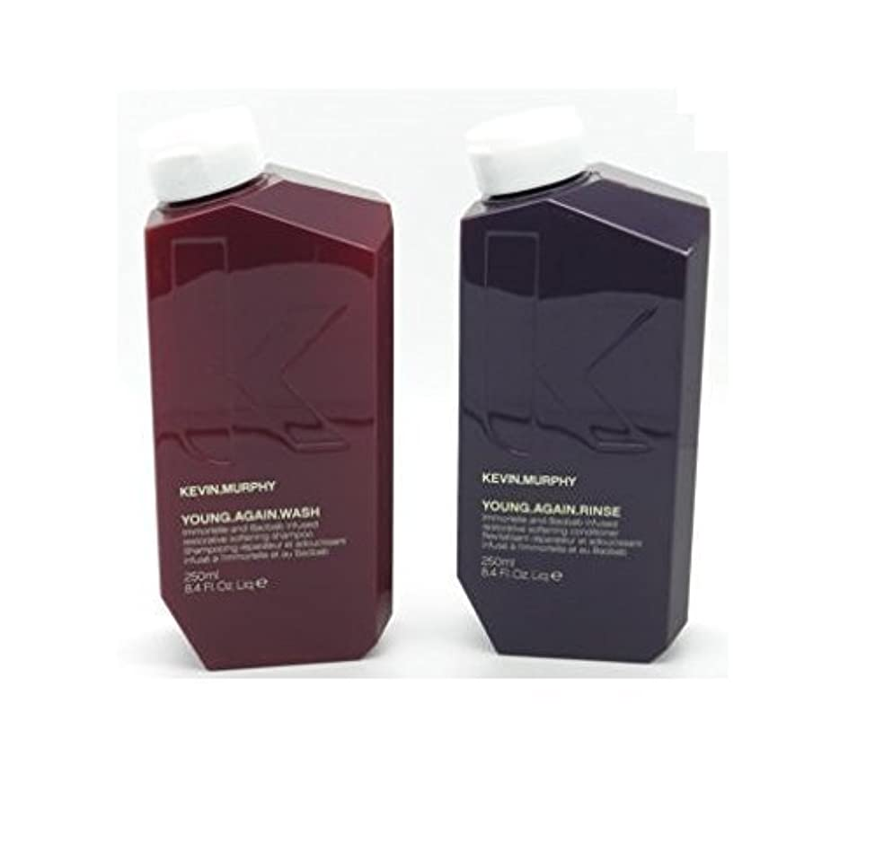 Kevin Murphy Young Again Wash And Rinse Duo 8.4 oz