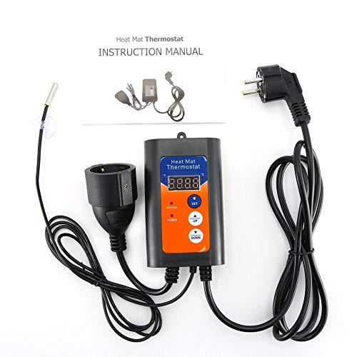 Wärmematte Thermostat Kunststoffvermehrungsschale