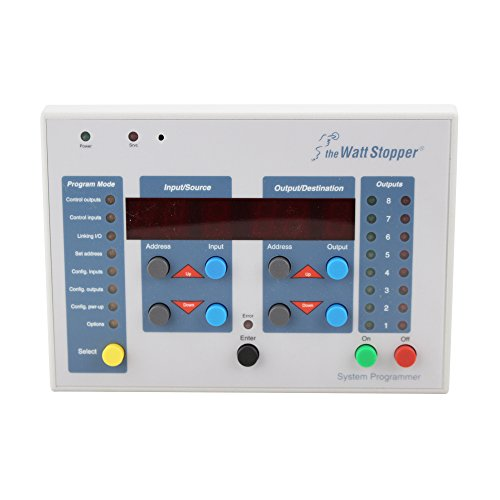 Find Bargain Watt Stopper SP-1 Legacy Lighting Control System Programmer, 24V