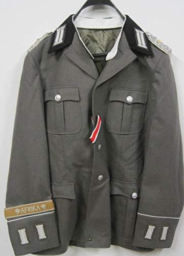 Landser Uniform-Jacke Ärmelband Afrika Rommel ähn.Wehrmacht Repro