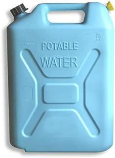 BILLET4X4 5 Gallon POLYETHYLENE Water CAN (w/Nozzle) - BPA Free!