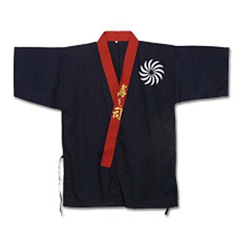 Sushi Bar Restaurant Chef Jacket Ropa Camarero Half Sleeve Uniforme Kimono Tops, # 15