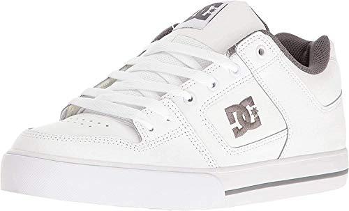 DC Shoes PURE SHOE D0300660 Herren Sportive Sneakers, Weiss/HBWD, 48.5 EU