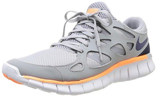 Nike Wmns Nike Free Run 2 Ext - Zapatillas Deportivas para Mujer Multicolor Size: 40.5 EU