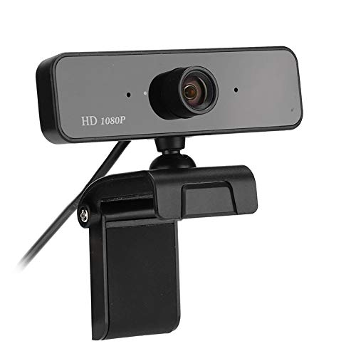 Yoidesu Desktop or Laptop Webcam,HD 1080P Webcam(1920 x 1080 Dynamic Resolution) for Video Calling and Recording,Angle-Adjust Widescreen Web Camera Best for Video Conferencing,etc