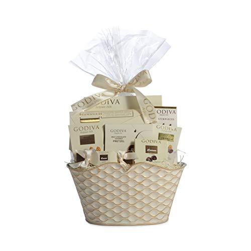 Godiva Chocolatier Gift Basket –Chocolate Assortment...