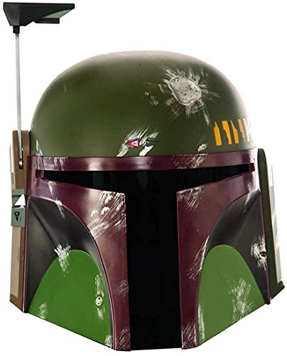 Boba Fett Helmet Because Being a Jedi is Boring