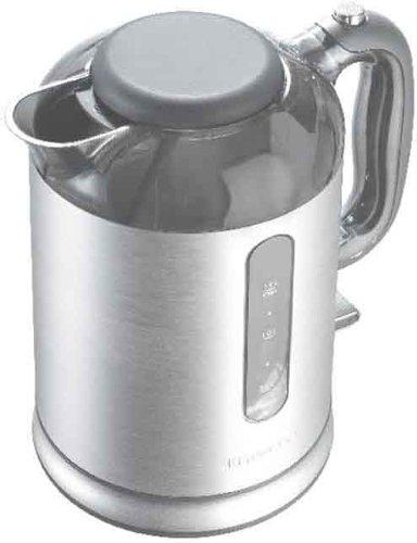 Kenwood SJM 360 Wasserkocher 2200 Watt 1,5 Liter Farbe silber schwarz