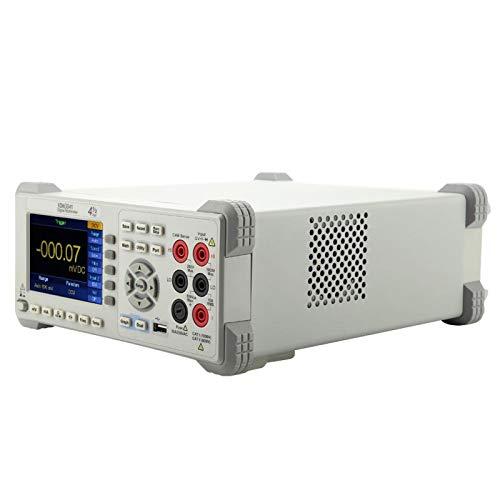 Multímetro Multímetro de doble pantalla Multímetro de dígitos de valor eficaz verdadero para electricistas con(European regulations)