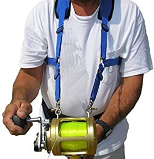 EatMyTackle Fishing Harness - Stand Up Saltwater Fishing