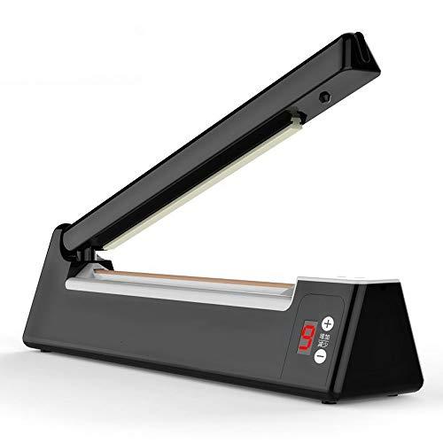 Hanchen Heißsiegelmaschine Impulse bag sealer Versiegelungsmaschine 200mm/8 inch Hand drückende Schweißgerät für Beutels Verpackung