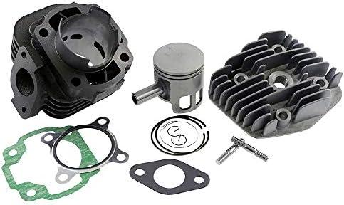 2extreme 70ccm Sport Zylinder Kit Kompatibel Für Atu Explorer Spin Ge 50 Typ B05 Auto