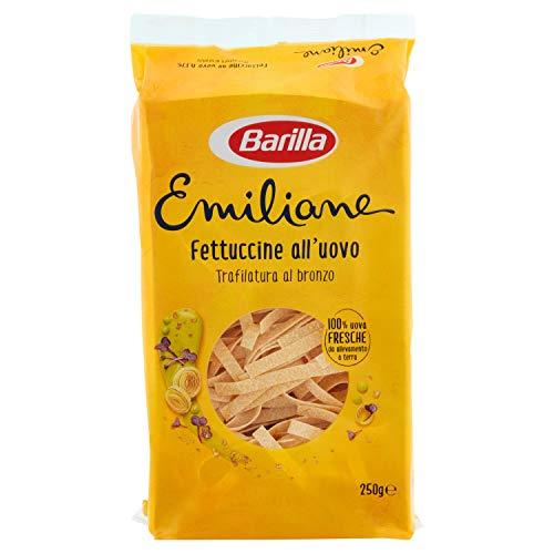 Barilla Le Emiliane Fettuccine Pasta all' Uovo, 250g