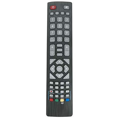VINABTY SHW RMC 0103 SHWRMC0103 Sostituzione telecomando per TV Sharp HD LCD LED 3D TV Aquos LC-22CFE4000E Lc-24dhe4011kw LC-22CFE4000E