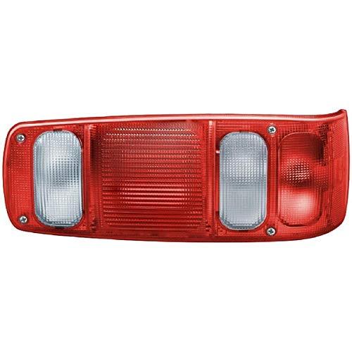 Hella 2VP 007 502-121 achterlicht, rechts, 12 V, gloeilamptechnologie, met gloeilampen