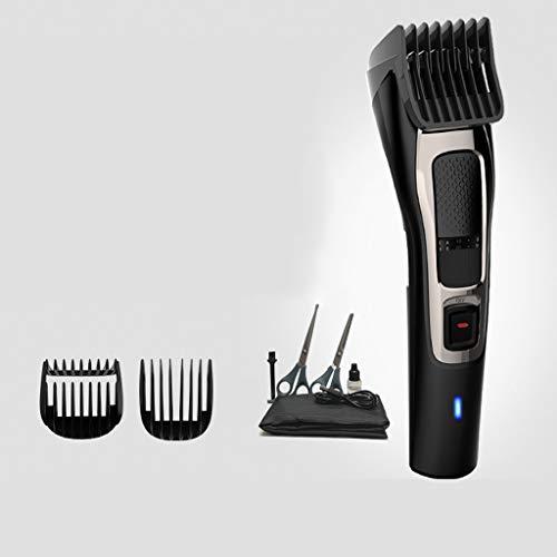Le Nouveau Tondeuse à cheveux en alliage Tête de coupe électrique poussée Fader électrique rechargeable maison adulte coupe de cheveux Outil professionnel Salon de coiffure recommande tondeuse à cheve