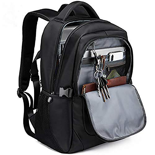 En's and LaBdies'Backpaks Travel Backlack Business Backpack Travel Anti-Theft Bag Business Trip Laptop Backpack
