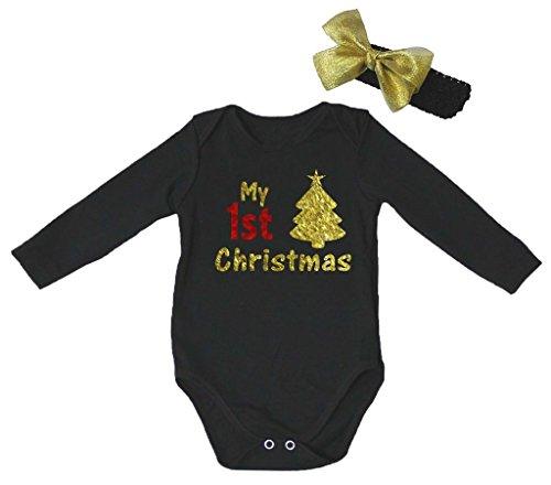 Petitebelle - Body - Bébé (fille) 0 à 24 mois noir noir - noir - M