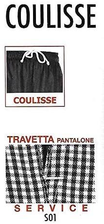 EGOCHEF Pantalones DE Cocinero Fantasia