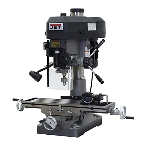 Product Image of the Jet JMD-18 350018 230-Volt 1 Phase Milling/Drilling Machine