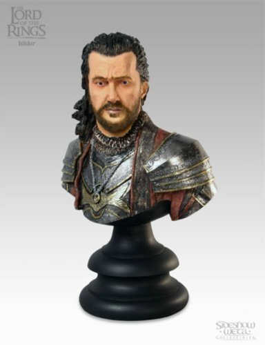 Lord of the Rings LOTR Prince Isildur Bust Figure Statue Sideshow Collectibles Limited Edition