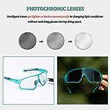 Zoom IMG-1 rockbros occhiali da sole fotocromatici