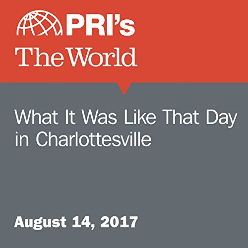 What It Was Like That Day in Charlottesville cover art