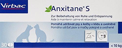 Anxitane S Tabletten f.Hunde und Katzen <10 kg