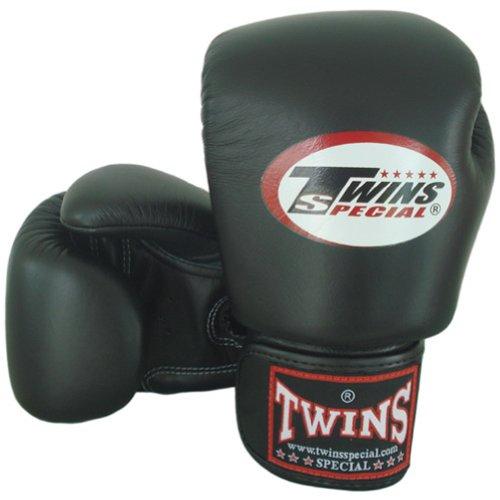 Twins Special Muay Thai - Guantes de piel para Muay Thai, color...