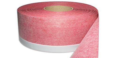 Wannendichtband 3 meter Fugenband selbstklebend, Wannenband Abdichtungsband Wanne Dusche Sanitär