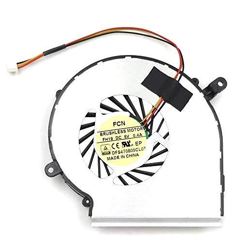 PAAD06015SL Vervangende laptop GPU Cooling Fan voor GE62 GE72 PE60 PE70 GL62 GP62 N302 Notebook Cooler Radiators