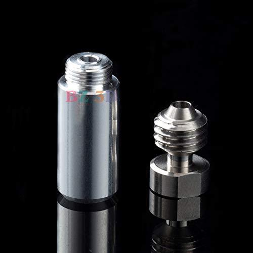 BZ 3D MK10 Alle Metall Upgrade Hotend Kit 1.75/0.4mm Messing Düse Für MK10 Hotend Extruder Für 3D Drucker WANHAO, FlashForge, Dremel Idea Builder (HeatBreak)