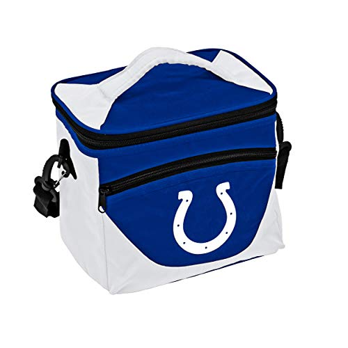 logobrands NFL Indianapolis Colts Cooler Halftime, Team Colors, One Size (614-55H)