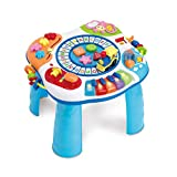 Partner Jouet - A1102098 - Jouet d'Eveil et Premier Age - Table Educative Electronique