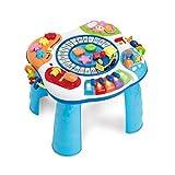 winfun 0801-44 000801-NL Activity Table Buchstabenzug & Klavier