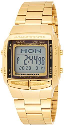 Casio Reloj de Pulsera DB-360GN-9AEF