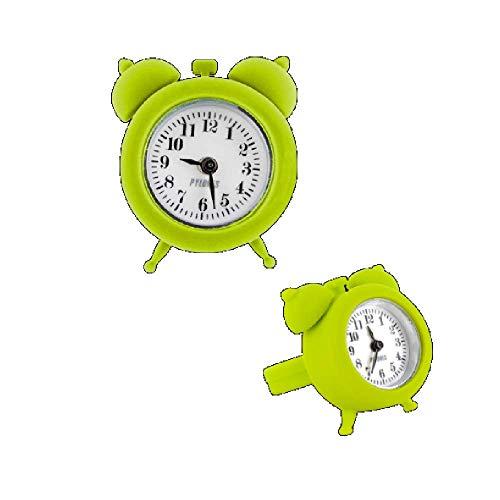 Pylones, Ring Uhr/Uhr – Nano Watch, Grün