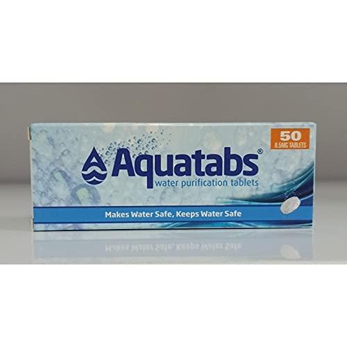TUCUMAN AVENTURA - Pastillas purificadoras de Agua