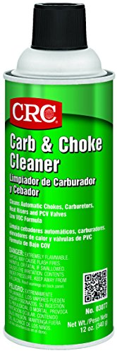 Crc Carb And Choke Cleaner Aerosol Can