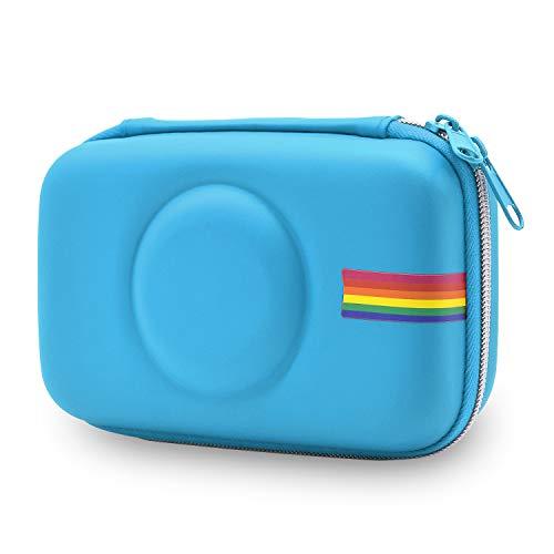 Custodia per Polaroid Snap & Snap Touch, Borsa rigida in EVA Cover protettiva Case (Light Blue)