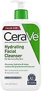 Cerave hydrating cleanser 16oz/473ml