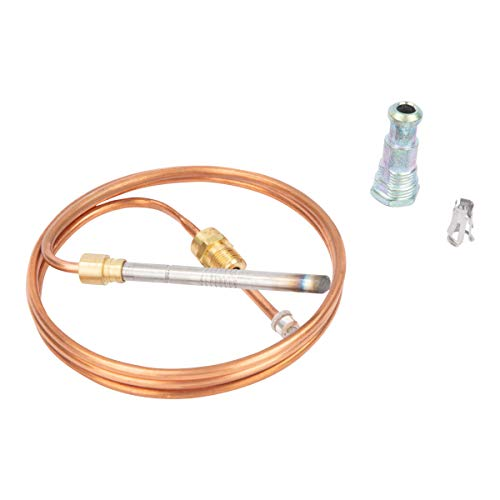 "LDR Industries 509 3136 Thermocouple Universal Fit, 36"", Copper"