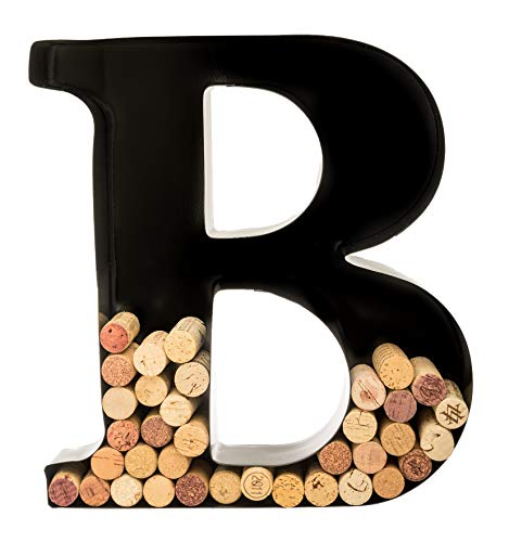 Our #3 Pick is the Monogram Metal Wine Cork Holder