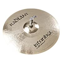 """Istanbul Mehmet Cymbals Modern Series Radiant Sweet Hi-Hat Cymbals R-HSW (14"""")"""
