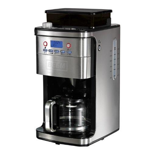 BEEM Germany Fresh-Aroma-Perfect Superior - Cafetera completamente automática, mecanismo molturador cónico
