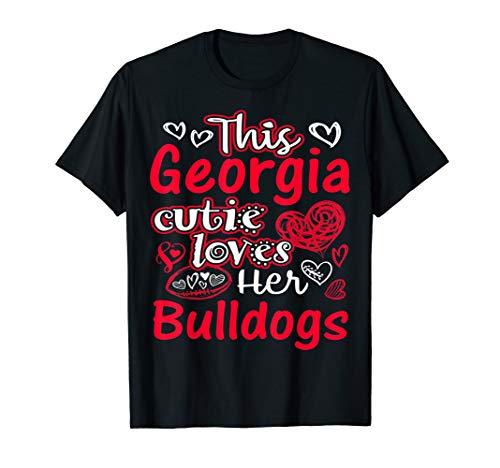 georgia bulldog mens clothing - 5