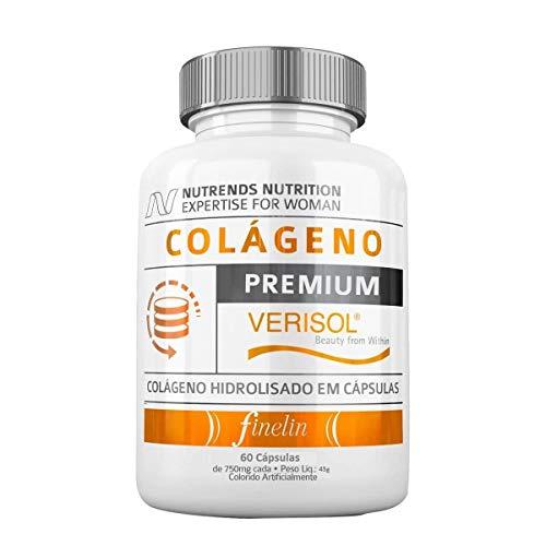 Colágeno Verisol 60 cápsulas, Nutrends