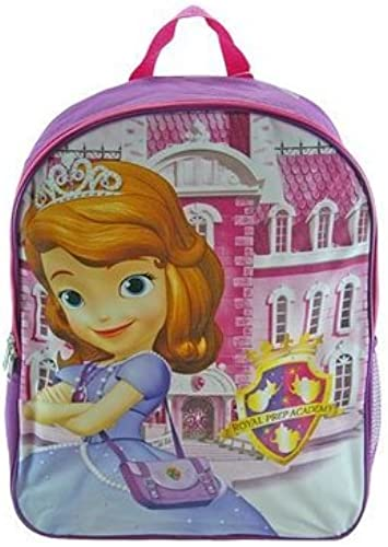 Disney Sofia the First 16  Backpack